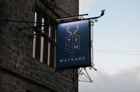 Dinner At The Recently Refurbished Maynard Hotel, Grindleford