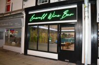 Dinner At The Recently Opened Emerald Wine Bar In Derby