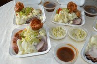 A Heat To Eat Sunday Lunch From The Peckish Artisan Kitchen
