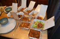 Takeaway Tapas From The Black Swan In Belper